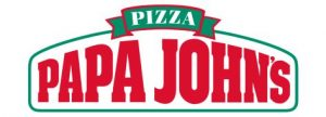 papa john's pizza, a client of la flyer distribution